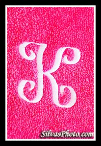 Letter K in Charleston Harbor Resort and Marina