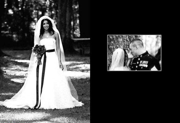 Bride in Beaufort South Carolina