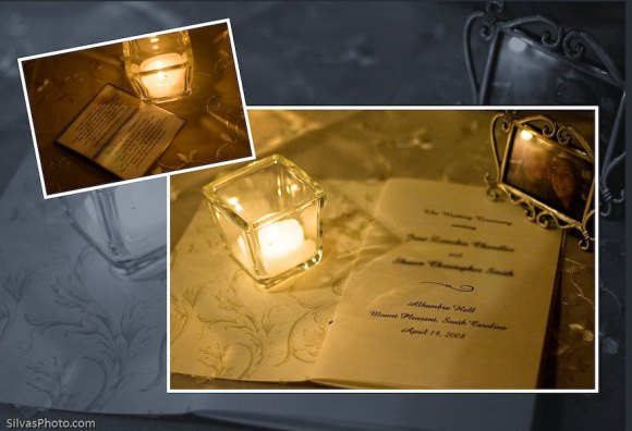 Wedding Invitation and Place Card