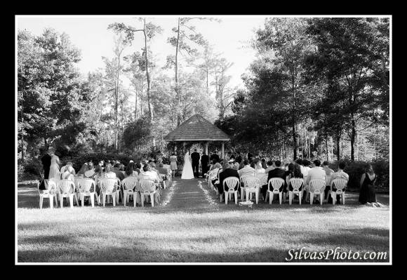 Cypress Gardens Wedding Ceremony