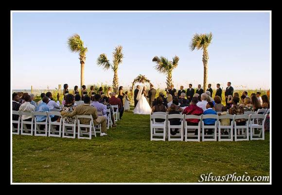 Wedding Ceremony in Myrtle Beach, South Carolina
