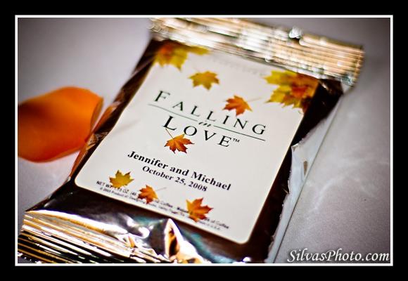 Barn Valhalla Chapel Hill NC Wedding Favors