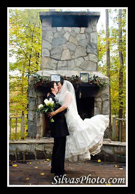 Bride and Groom North Carolina Wedding Photographer