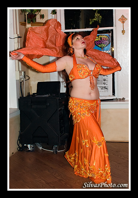 Belly Dancing Workshop Kudu Coffeehouse