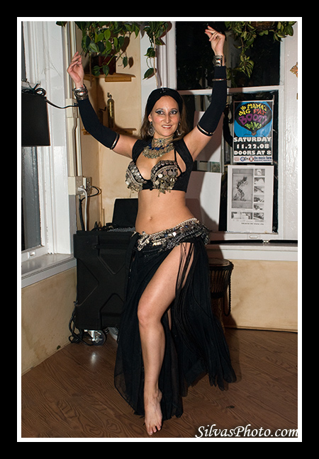 Rasa Belly Dancer Workshop Charleston South Carolina