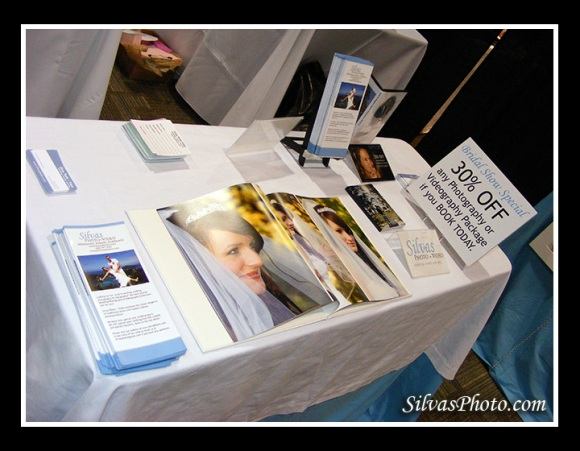 Greenville South Carolina Wedding Photographer Bridal Show