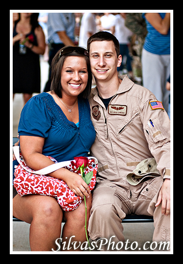 Charleston South Carolina Photographer for Operation Love Reunited