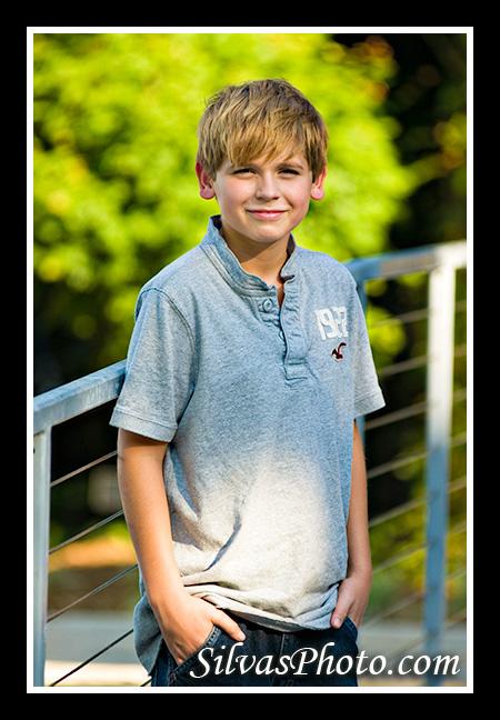 Brian Silvas - Model Headshot for Comp Card, Charleston South Carolina