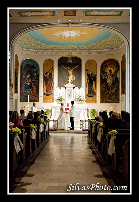 St. Mary's Church Wedding Photographer