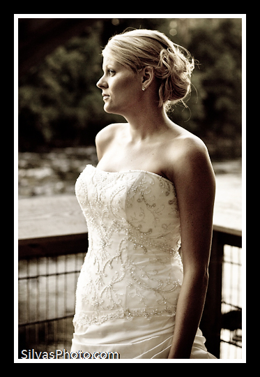Columbia Bridal Portrait Photographer